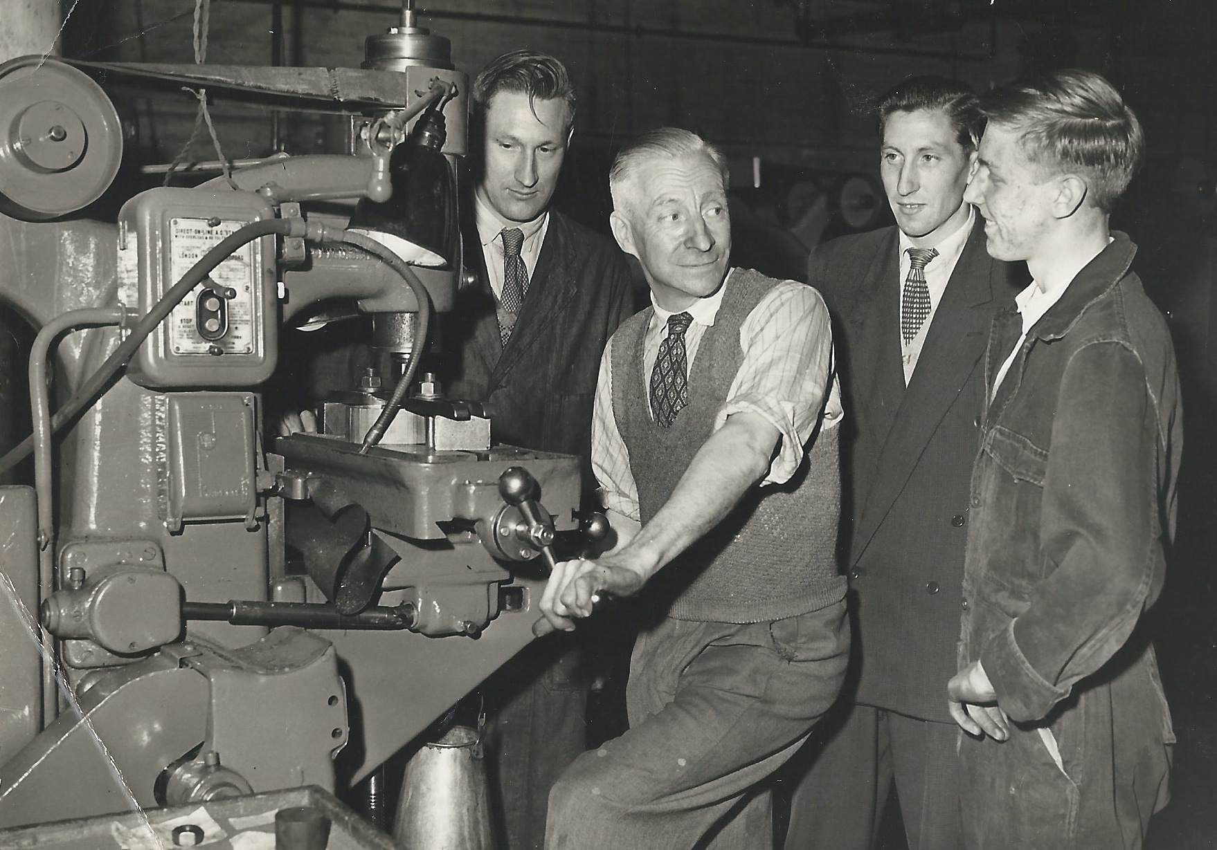 Fred Austick and Sons